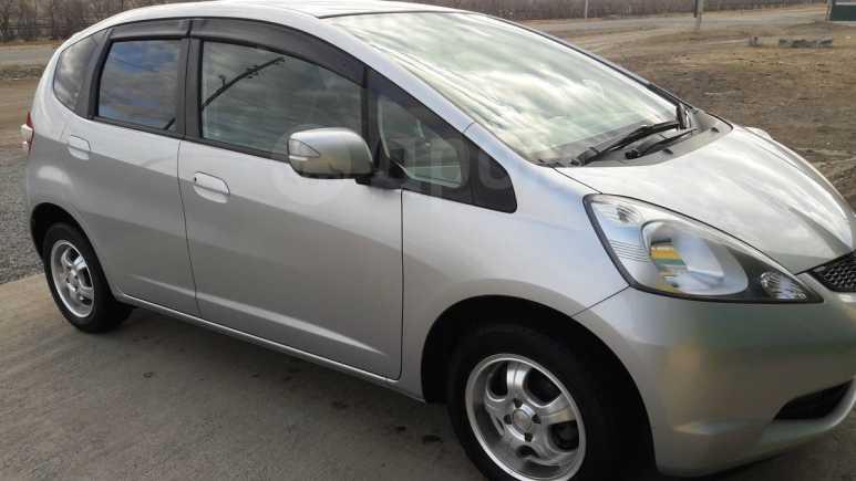 Honda Fit, 2009 год, 420 000 руб.