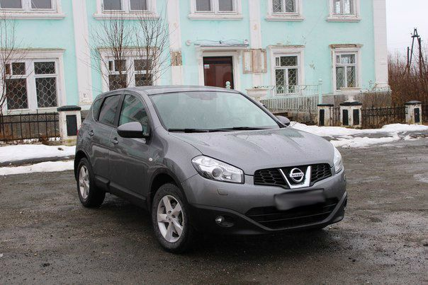 Nissan Qashqai, 2012 год, 750 000 руб.