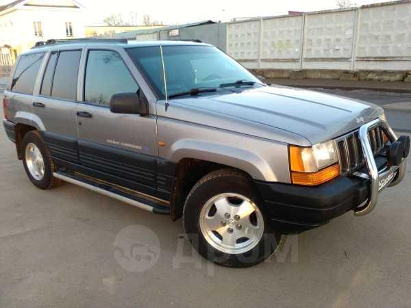 Jeep Grand Cherokee, 1998 год, 350 000 руб.