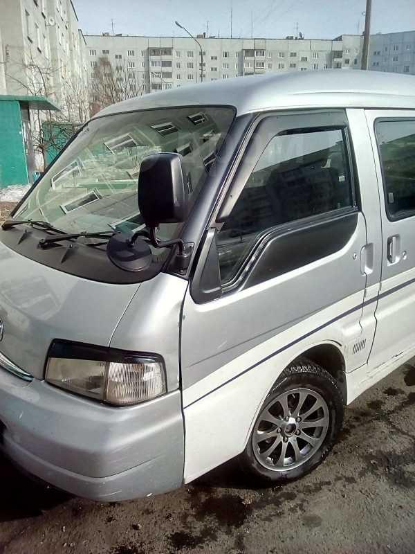 Mazda Bongo, 2000 год, 180 000 руб.