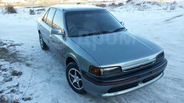 Mazda Familia, 1990 год, 131 000 руб.