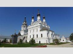 Троицкий женский монастырь (Храм)
