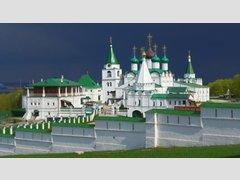 Печерский Вознесенский монастырь (Храм)