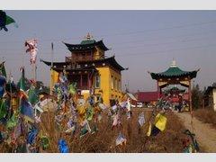 Дацан Хамбын Хурэ (Храм)