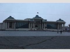 Правительства Монголии (Дворец)