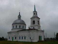 Казанская церковь, с. Боровое (Храм)