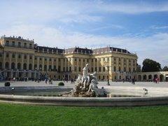 Дворец Шенбрунн (Шёнбрунн), Вена, Австрия