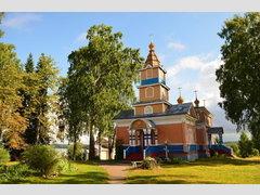 Важеозерский монастырь (Храм)