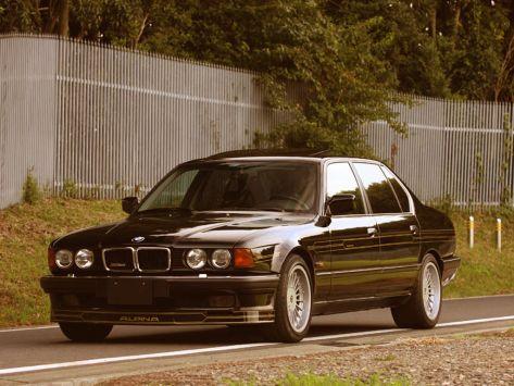 Alpina B11 (Е32) 01.1987 - 12.1993