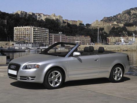 Audi A4 (B7) 02.2006 - 03.2009