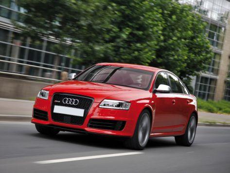 Audi RS6 (C6) 08.2008 - 12.2010