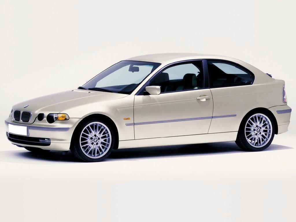 Bmw 3 Series рестайлинг 2001 2002 2003 2004 хэтчбек 4 поколение