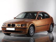 BMW 3-Series рестайлинг, 4 поколение, 09.2001 - 12.2004, Лифтбек