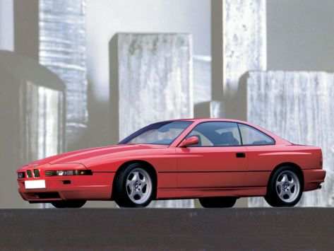 BMW 8-Series (E31) 09.1989 - 05.1999