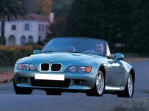 BMW Z3 1996, открытый кузов, 1 поколение, E36/7