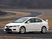Honda Civic Type R 3 поколение, 03.2007 - 08.2010, Седан