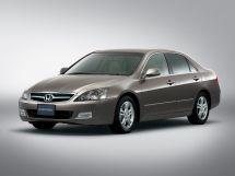 Honda Inspire рестайлинг, 4 поколение, 11.2005 - 11.2007, Седан
