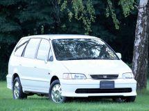 Honda Odyssey рестайлинг 1997, минивэн, 1 поколение