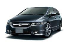 Honda Odyssey рестайлинг 2006, минивэн, 3 поколение