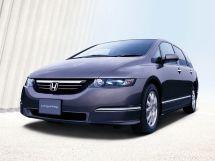 Honda Odyssey 2003, минивэн, 3 поколение