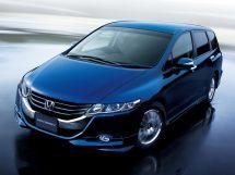 Honda Odyssey рестайлинг 2011, минивэн, 4 поколение