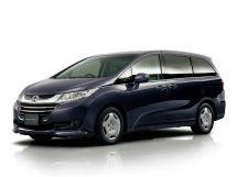 Honda Odyssey 2013, минивэн, 5 поколение