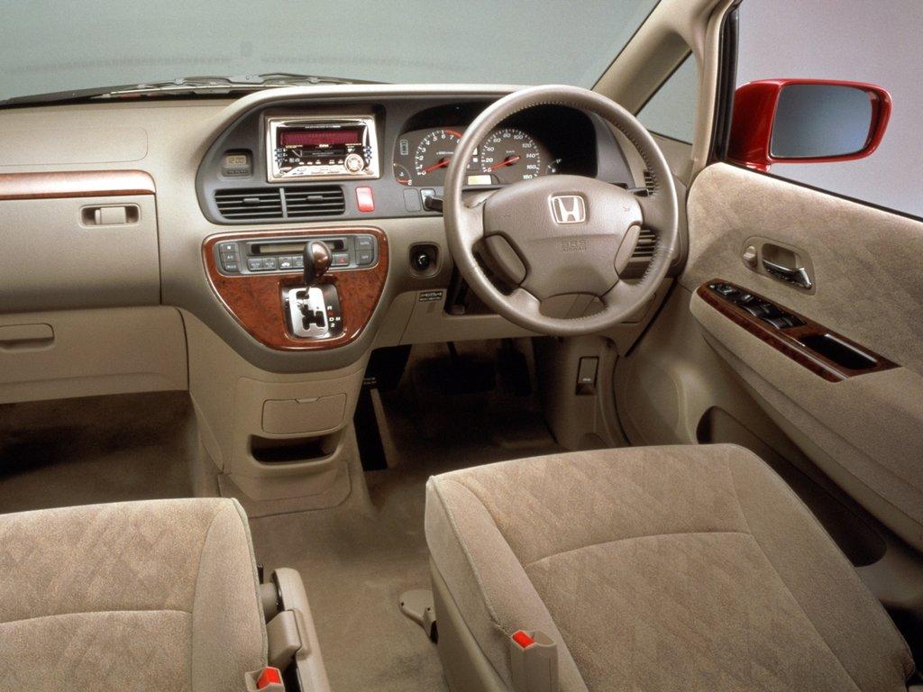 Honda odyssey 2004 инструкция