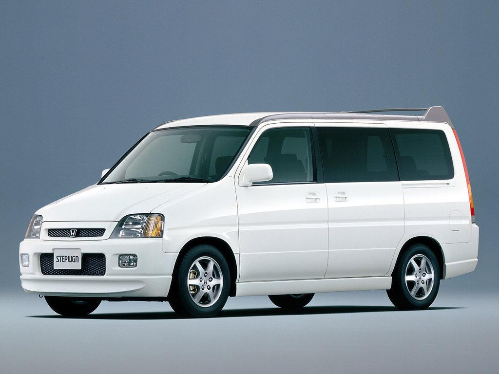 Honda Stepwgn рестайлинг 1999, 2000, 2001, минивэн, 1 ...