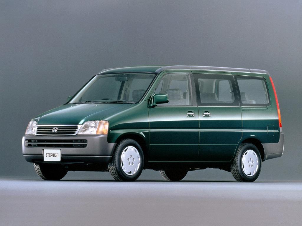 Honda Stepwgn 1996, 1997, 1998, 1999, 1 поколение ...