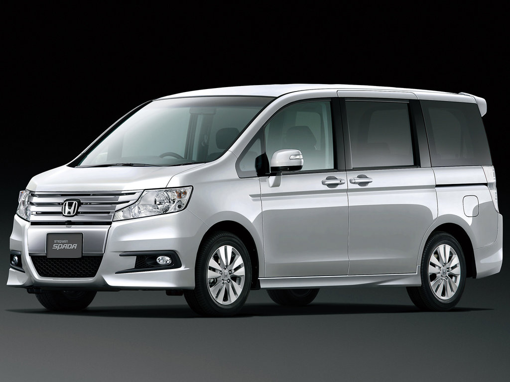 Honda Stepwgn 2009, 2010, 2011, 2012, минивэн, 4 поколение ...