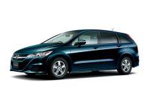 Honda Stream рестайлинг, 2 поколение, 06.2009 - 05.2014, Минивэн