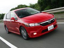 Honda Stream 2 поколение, 07.2006 - 05.2009, Минивэн