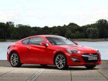 Hyundai Genesis рестайлинг 2012, купе, 1 поколение