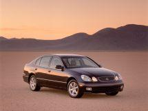 Lexus GS300 рестайлинг 2000, седан, 2 поколение, S160