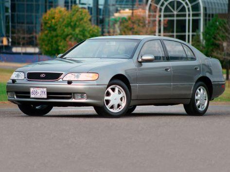 Lexus GS300 (S140) 02.1993 - 02.1997