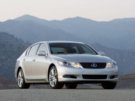 Lexus GS300 (S190) 01.2007 - 12.2012