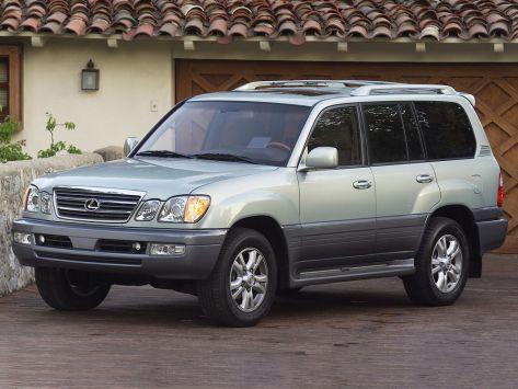 Lexus LX470 (J100) 04.2002 - 01.2005