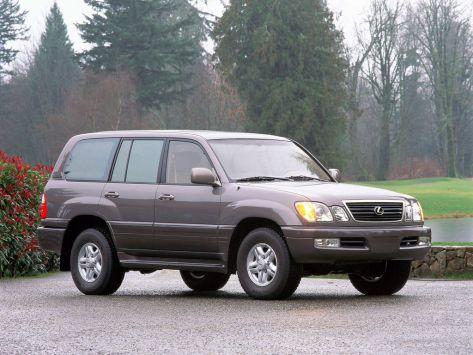 Lexus LX470 (J100) 04.1998 - 01.2002