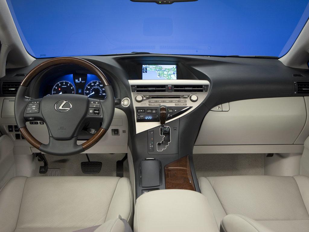 Lexus 350 2011