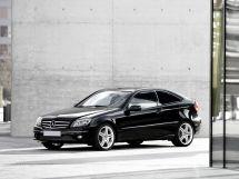 Mercedes-Benz CLC-Class 2008, купе, 1 поколение, CL203