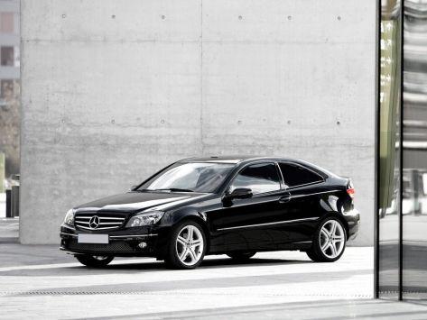 Mercedes-Benz CLC-Class CL203