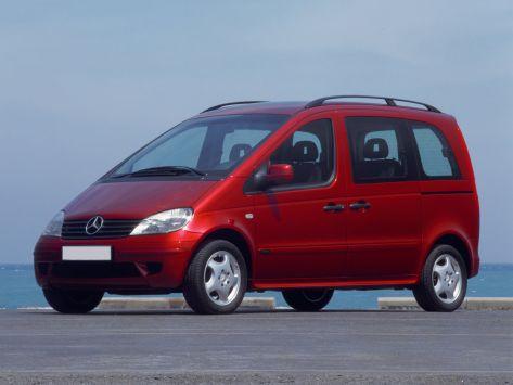 Mercedes-Benz Vaneo (W414) 03.2002 - 07.2005