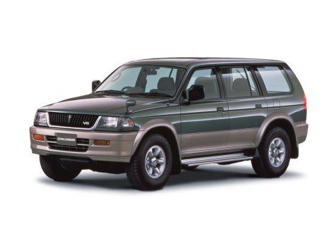 Mitsubishi Challenger (K9_W) 07.1996 - 05.1999