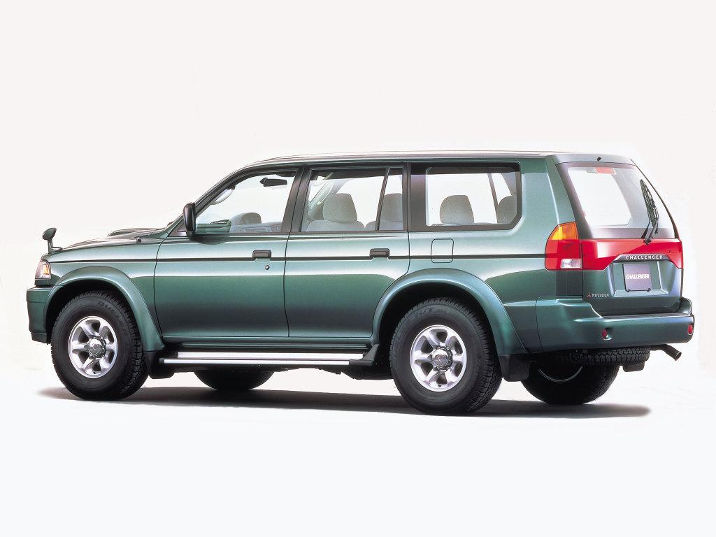 характеристика mitsubishi challenger 1996 года