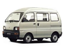 Mitsubishi Minicab рестайлинг 1994, коммерческий фургон, 5 поколение