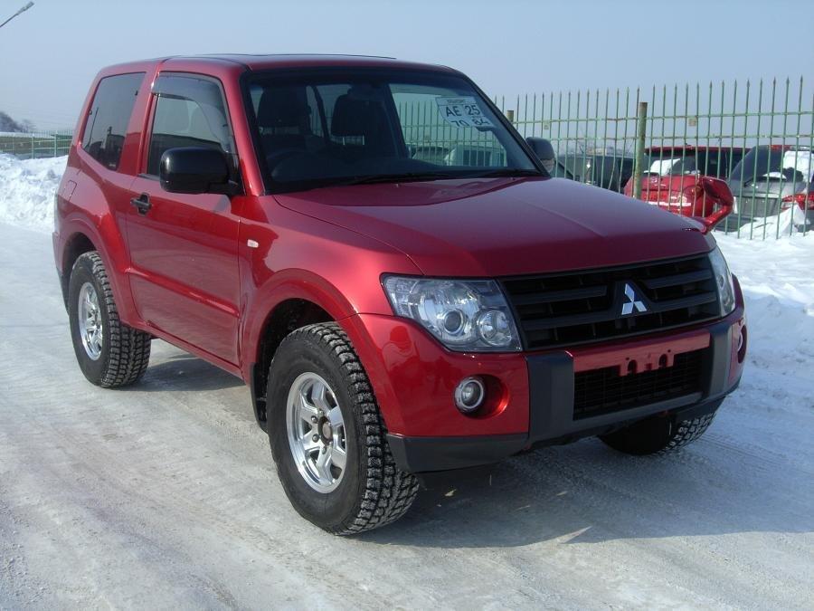 Mitsubishi Pajero 2006 - 2008