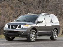 Nissan Armada рестайлинг 2007, джип/suv 5 дв., 1 поколение, TA60