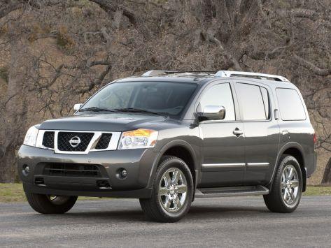 Nissan Armada (TA60) 03.2007 - 02.2016