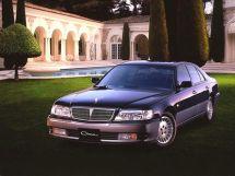 Nissan Cima рестайлинг, 3 поколение, 09.1998 - 12.2000, Седан
