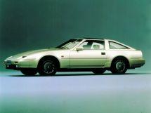 Nissan Fairlady Z рестайлинг 1986, хэтчбек 3 дв., 3 поколение, Z31